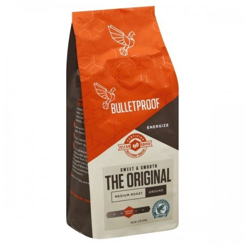 Bulletproof The Original Ground Regular Coffee